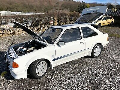 Ford Escort RS Turbo Series 1 - 'B' Reg - Excellent Investment