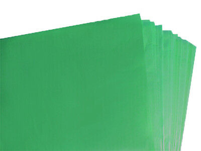 BRAND NEW TURQUOISE COLOURED ACID FREE TISSUE PAPER 375mm x 500mm / TOP QUALITY