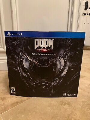 Doom Eternal Collectors Edition PS4 Playstation 4