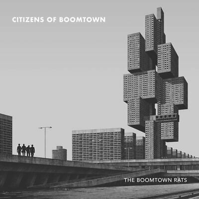The Boomtown Rats - Citizens of Boomtown [CD] Sent Sameday*