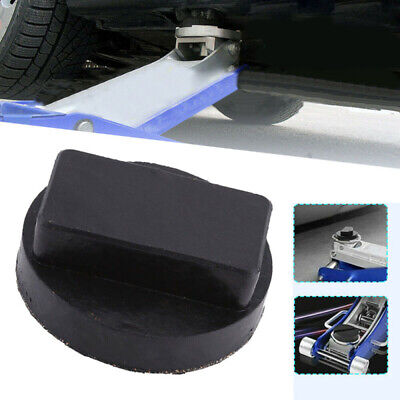 Rubber Car Jack Lifting Pads Jacking Support Mat Protection For Mercedes Benz