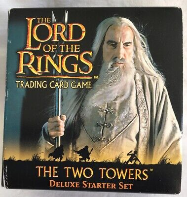 The Lord Of The Rings Trading Card Game: The Two Towers Deluxe Starter Set