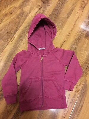 Juicy Couture Girls Tracksuit Top Aged 4