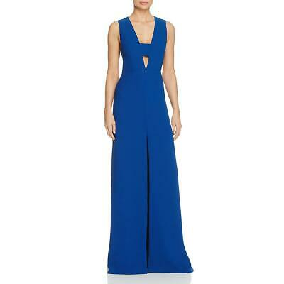 JILL Jill Stuart Womens Colorblock Full-Length Evening Dress Gown BHFO 2751