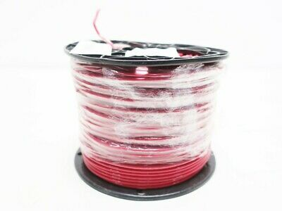Southwire 22-96-66-01 Red Mtw Thwn Thhn Awm 1c 12awg 500ft 600v-ac Wire