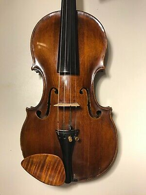Very old and good Tyrolean  violin c1810,VIDEO!