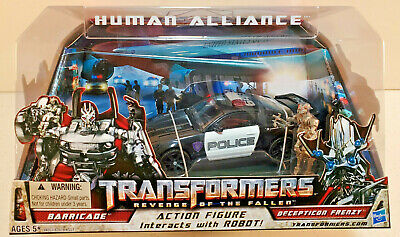 Transformers Dark Of The Moon Human Alliance Soundwave toy figure in stock MISB