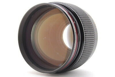 🔴For Parts🔴 Canon NEW FD NFD 85mm F1.2 L MF Portrat Lens From Japan
