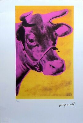 Andy Warhol - Lithographie Nummeriert) Ed.