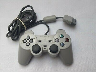 Official Sony Playstation PS1 Dual Shock Analogue Controller