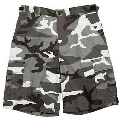 Bermuda Ripstop Camouflage Sturm Chasse Outdoor Militaire Airsoft Randonnee