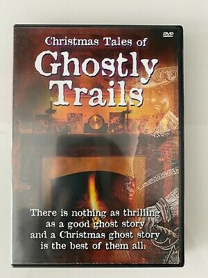 Christmas Tales Of Ghostly Trails DVD FAST DISPATCH UK