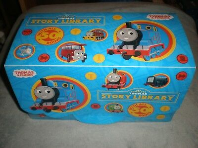 Thomas The Tank Engine & Friends Complete Library 50 Stories Boxed RRP £125