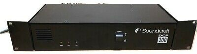 Soundcraft DCP200 replacement POWER supply CPS For Mixing TJ Board DCP 200