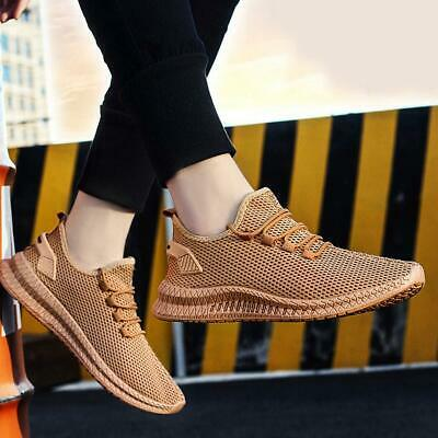 Mens Casual Breathable Sneakers Running Sports Athletic Shoes Classic
