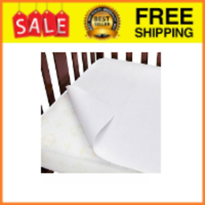 Flannel Protector Pad, Solid White, One Size FREE SHIPPING