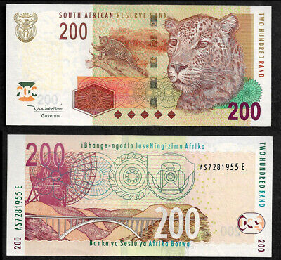 South Africa 200 Rand