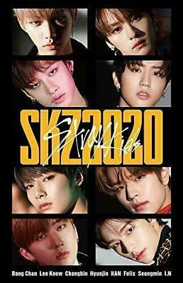 Stray Kids Skz2020 Cassette Tape + Photo Card Limited Edition Japan F/S