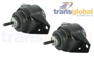 Land Rover Discovery 2 Defender TD5 /& TDCI Engine Mount x2 Bearmach KKB500750