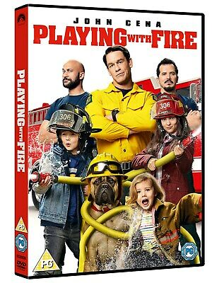 Playing With Fire [DVD] RELEASED 04/05/2020