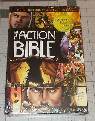 The Action Bible, Sergio Cariello, Factory Sealed