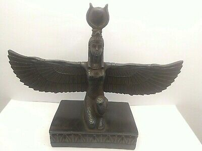 RARE ANCIENT EGYPTIAN ANTIQUE ISIS Statue Stone 1551-1229 BC