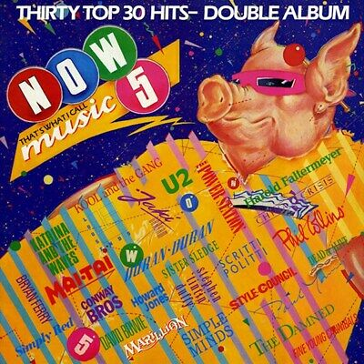 Now That's What I Call Music! 5 - Various Artists (Album) [C RELEASED 08/05/2020