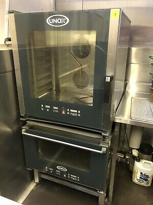 7 Tray Combi Oven   Proover