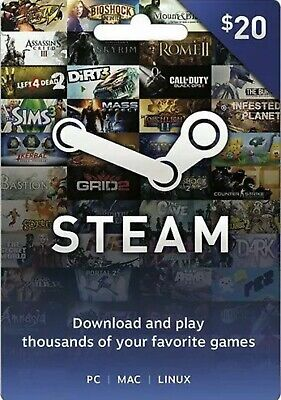 How To get Steam Gift Cards UPTo 20-60% Off Discounted Additional Cash Back