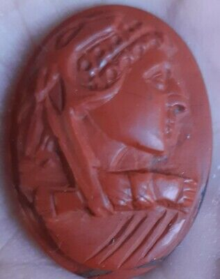 Alexander the great cameo