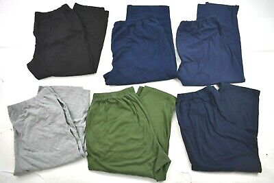 Wholesale Lot of 6 Womens Size 2X Mixed Brands Casual Evening Sport Leggings