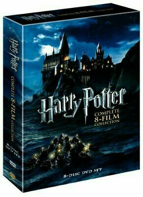 Harry Potter: Complete 8-Film Collection (DVD, 2011, 8-Disc Set) FREE SHIPPING
