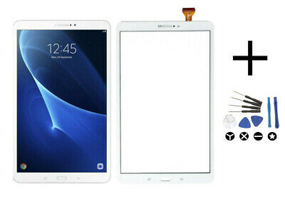 "Samsung Galaxy Tab A 10.1"" 2016 SM-T580 T585 Touchscreen Digitizer Touch Weiß"