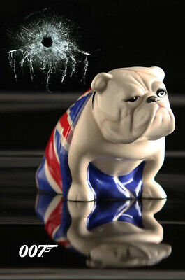 Royal Doulton BRAND NEW Jack the Bulldog 007 No Time To Die Edition James Bond