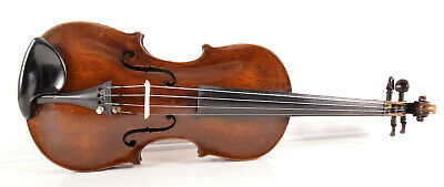German Old/ Antique Beautiful Handmade 4/4 Master Top Violin Stainer~Video Clips