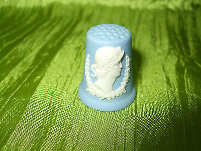 Fingerhut Thimble Wedgwood Kings And Queens **William I** Top