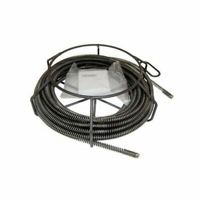 "Ridgid 48472 A-35 Drain Cleaner Cable Kit w/ C-8 5/8"" x 7-1/2' Sectional Cables"