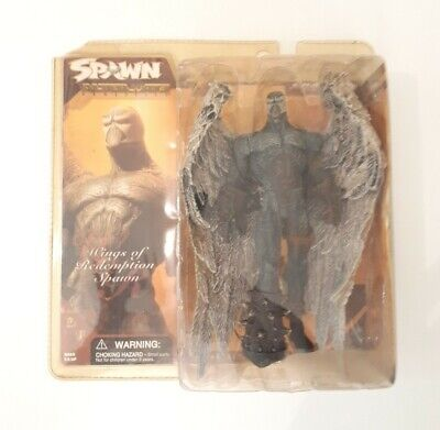 SPAWN WINGS of REDEMPTION series 1 ACTION FIGURE 7 cm McFarlane NUOVO NEW Mc