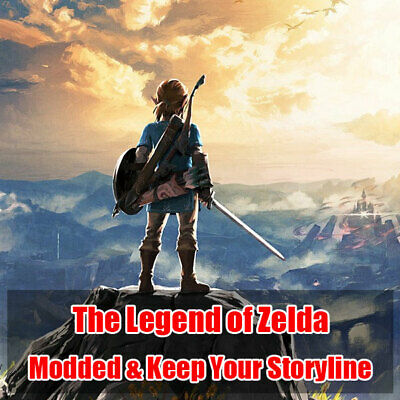 Legend of Zelda: Breath of the Wild, Rupees / All 999 Items | Nintendo Switch NS