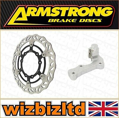 Honda CRF 250 F 2004-2012 [270mm Armstrong Oversized Disc and Bracket] BKF306