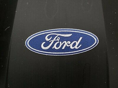 Ford Automobile Motorsports Logo Iron On Sew On Embroidered Patch#1559