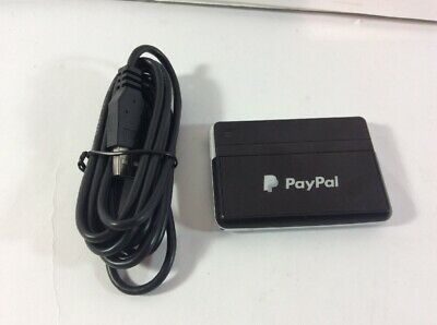 Paypal Here Chip Swipe Card Reader Wireless Credit Bluetooth w/USB Cable -DG