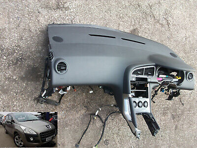 dashboard with passenger airbag Peugeot 3008 08-2016 ks59wpa