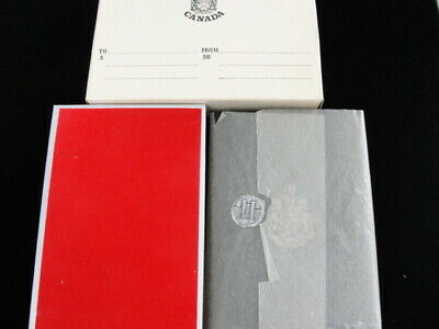Canada 1973 RCM Prestige 7 Coin Set In Original Case and Mint Packaging
