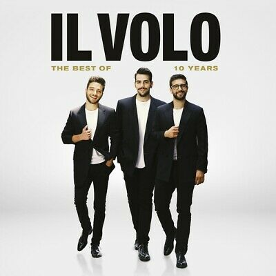 Il Volo - 10 Years - The Best Of New Cd