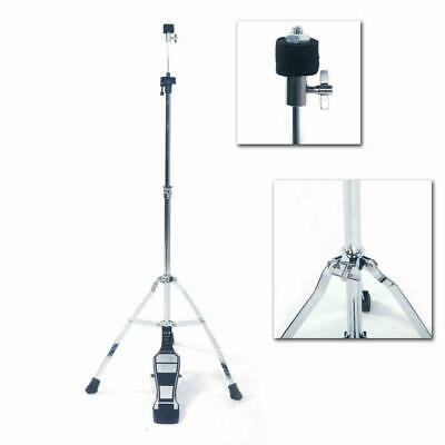 "Drum Pedal Control Style High Hat Cymbal Stand with Pedal for 14"" Cymbal"