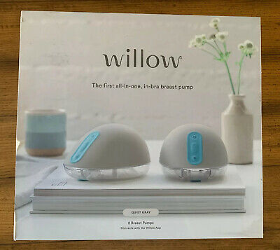 BRAND NEW Willow Wearable Double Electric Breast Pump 2.0