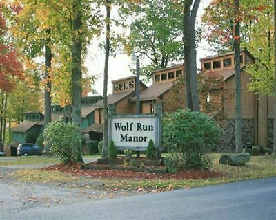 Wolf Run Manor Resort At Treasure Lake ~ Annual 2 Bedroom Unit ~ Free 2020 Usage