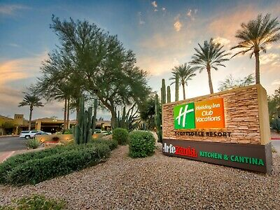 105,000 Annual Holiday Inn Club Vacations Points