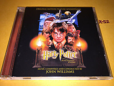 HARRY POTTER and the SORCEROR'S STONE soundtrack CD score JOHN WILLIAMS ost